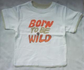 Tshirt anak laki-laki branded Faded Glory
