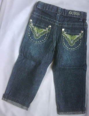 Jeans anak perempuan branded GUESS 2