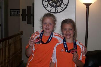 Cedar City Gold Medal Winners.