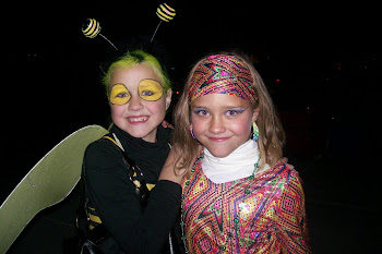 Morgan and Maddie -Halloween 2010