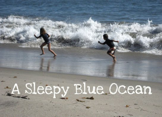 A Sleepy Blue Ocean