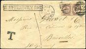 Σπάνιος φάκελλος 1869 από ΚΥΠΡΟ