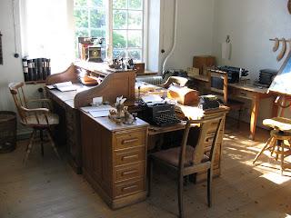 Старинный офис