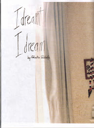 I dreamt I dream .