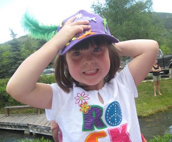 Brinlee age 5