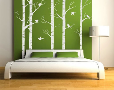 Tumtum Tree Vinyl Wall Sticker Design