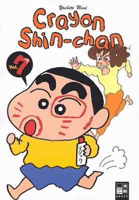 Crayon Shin Chan vol 1-7 scanlation