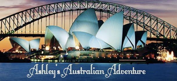 Ashley's Australian Adventure