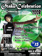 Proximo Evento Anime  xD!!