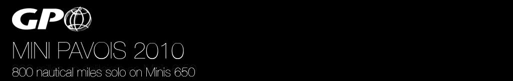 MINI PAVOIS 2010 (English)