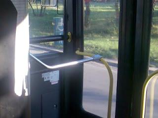 врата на автобус