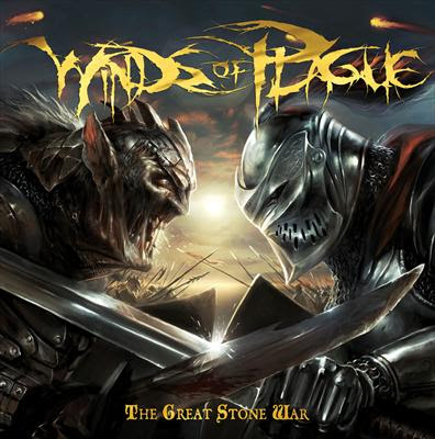 Band: Winds Of Plague Album: The Great Stone War Year: 2009