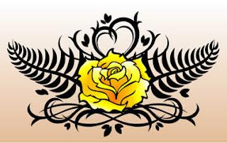 Tatouages de roses pour les femmes seulement - Modele De Rose Pour Tatouage