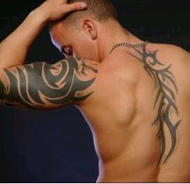 tatouage tribal sagittaire