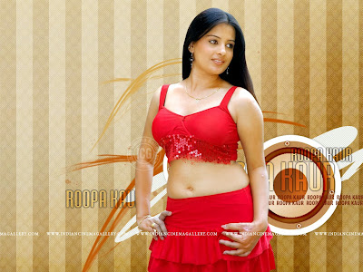 Actress Roopa Kaur Wallpapers