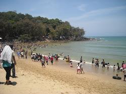 Pantai Pulo Manuk Bayah