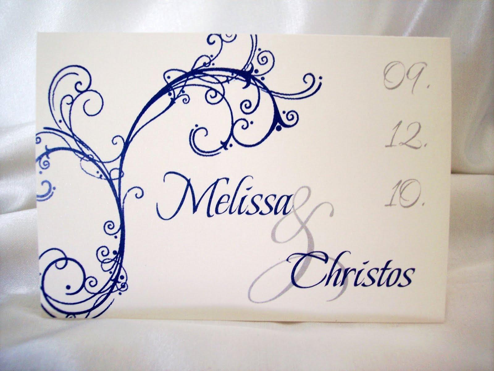 Designs by Ginny: Custom royal blue metallic pocketfold wedding ...