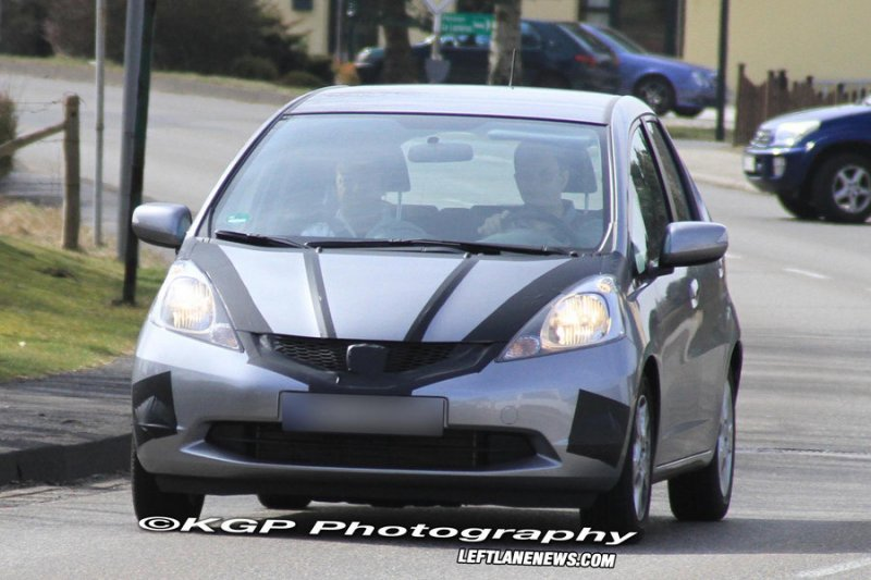 2011 Honda Fit Update 2011