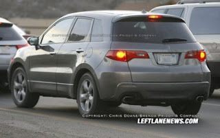 scoop cars plaza 2010 acura rdx review