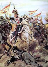 Szwedowski en la Guardia de Napoleón
