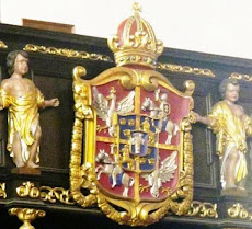 DETAIL, Coat of arms of the Swedish-Polish House of Vasa