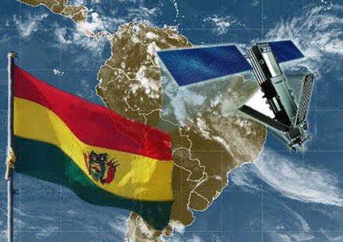 China empresta US$251 mi à Bolívia para construção de satélite