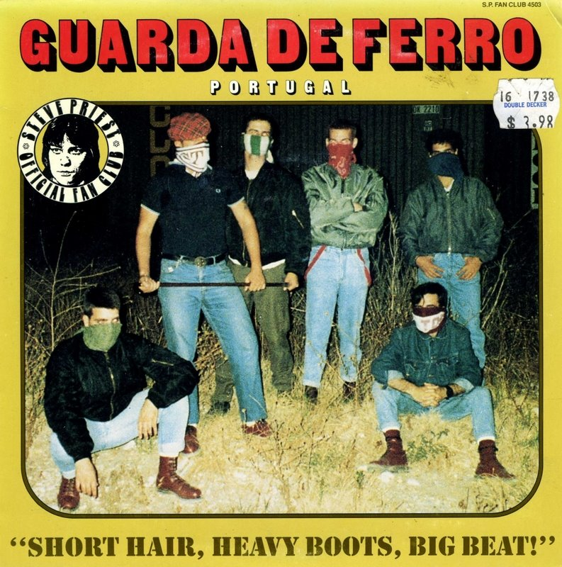 Guarda De Ferro - Short Hair, Heavy Boots, Big Beat
