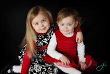 Olivia, Age 4 & Meredith, Age 3