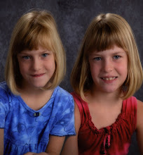 Katy and Paige, Age 7