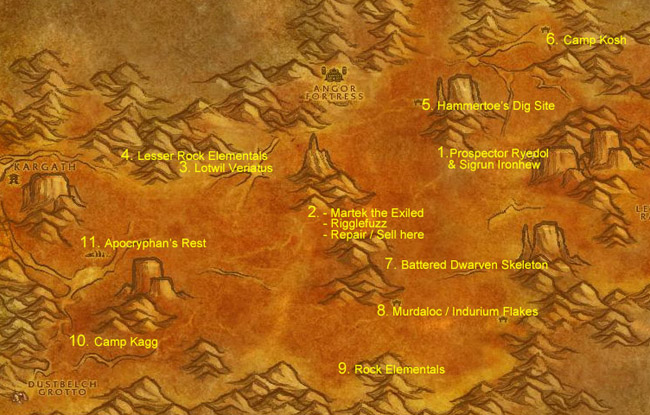 wow draenor how to get flight path