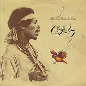 Jimi Hendrix  Crash Landing (1975)