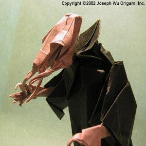 origami illithid