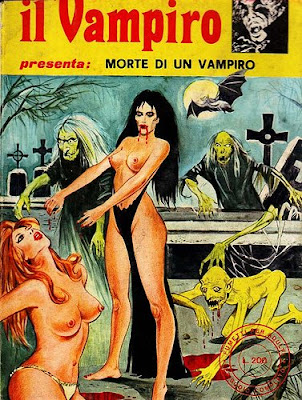 italian comics