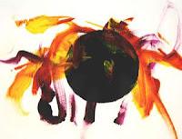ape painting