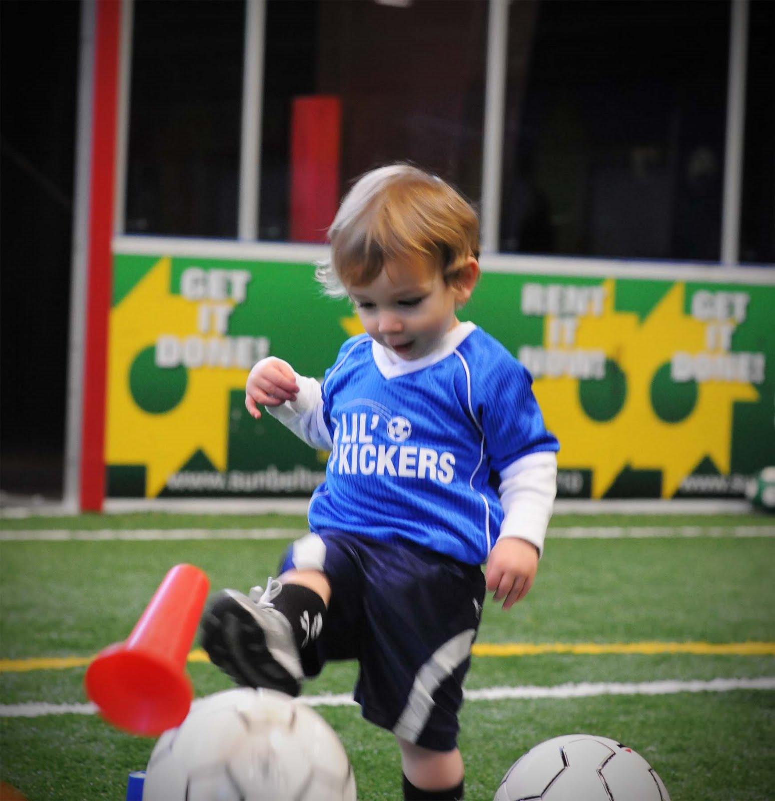 Toddler soccer dayton ohio