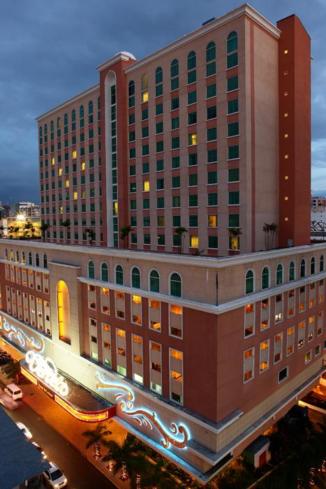 Veneto Wyndham Hotel In Panama City