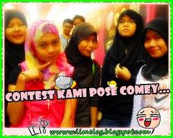 Kami pose comey contest
