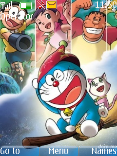 Doraemon Wallpaper