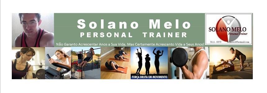 Solano Melo Personal Trainer