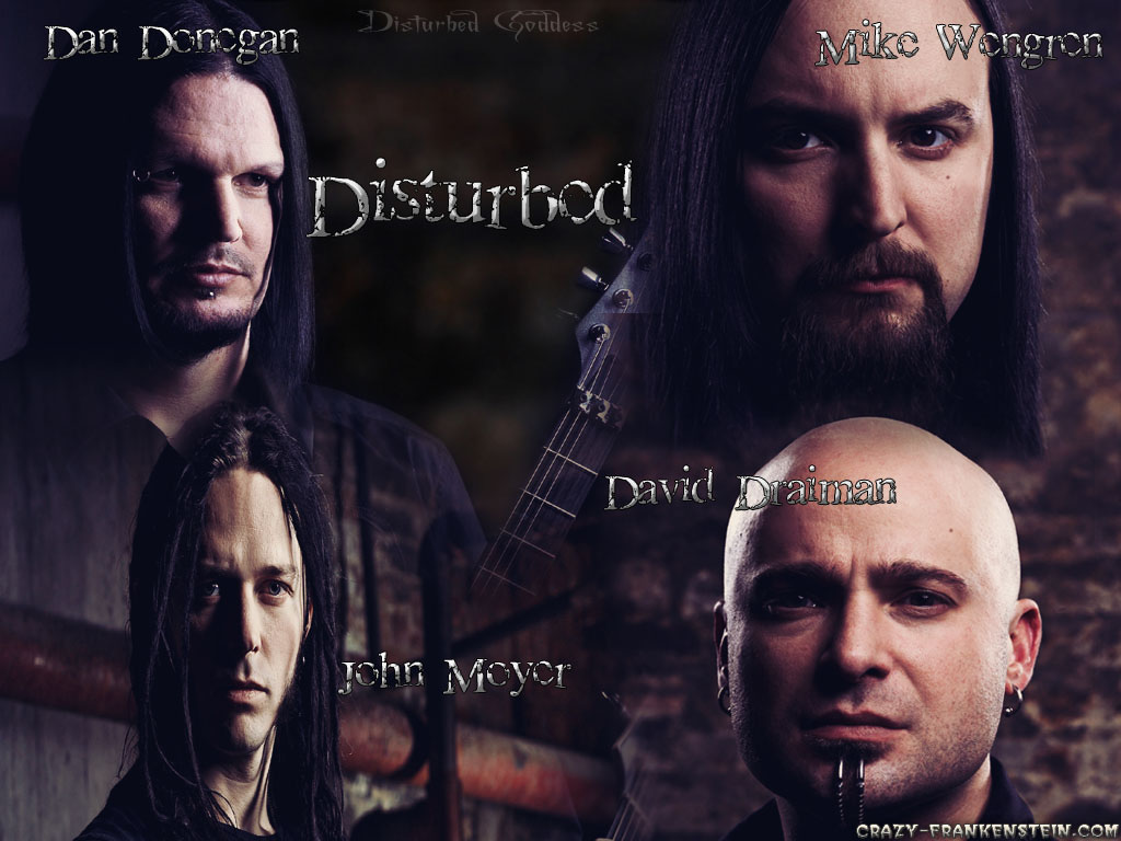 disturbed-band-music-wallpapers | WALLPAPER