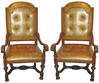 Words of the day fauteuil and bergere