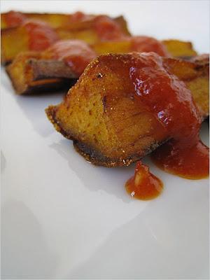 fried eggplant sambal terung