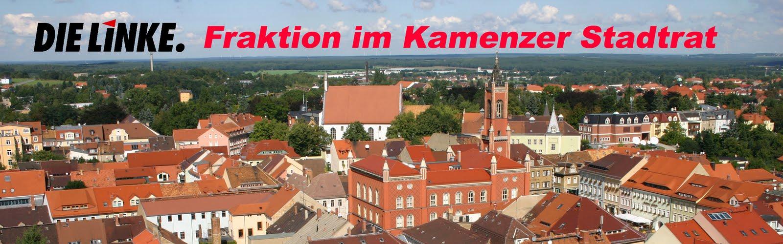 DIE LINKE. Fraktion im Kamenzer Stadtrat