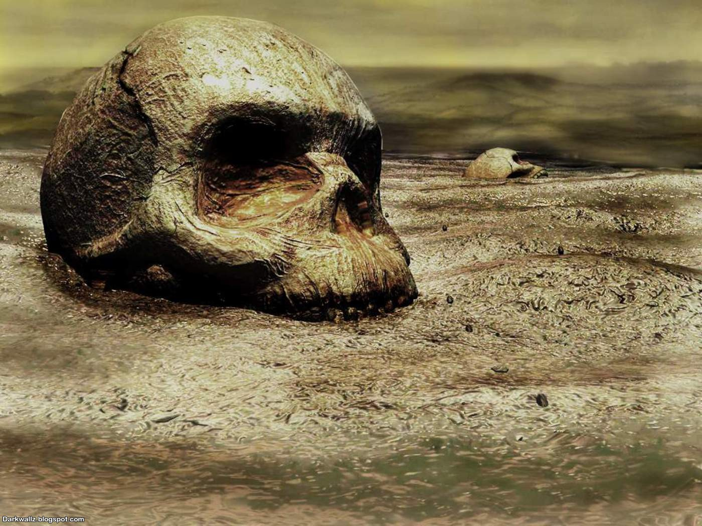 Skulls Wallpapers 75 | Dark Wallpaper Download