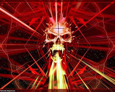 Dark Skulls Desktop Wallpapers