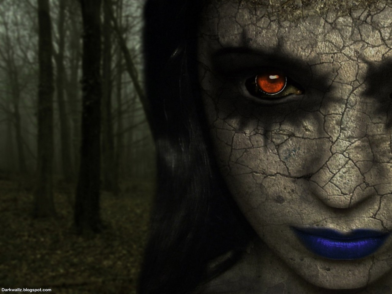 Scary Eyes Wallpapers 03 | Dark Wallpaper Download