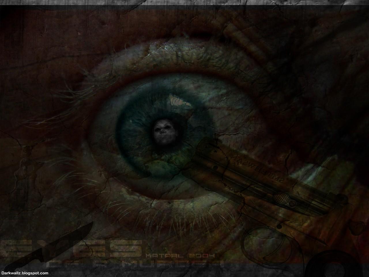 Scary Eyes Wallpapers 16 | Dark Wallpaper Download