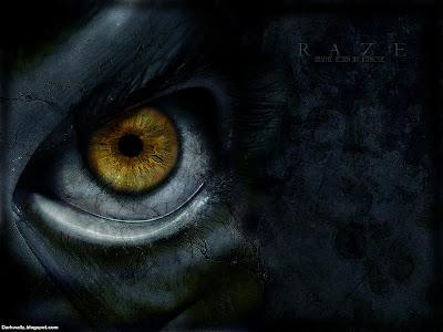 Dark Scary Eyes Desktop Wallpapers