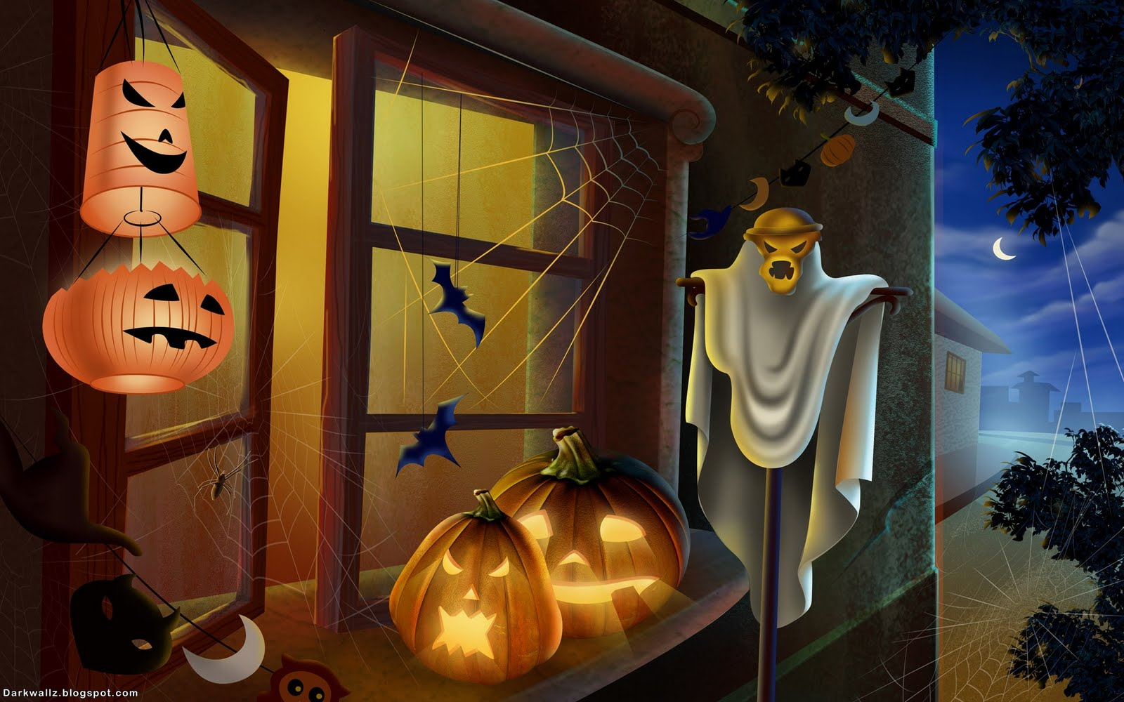 Halloween Wallpapers 64 | Dark Wallpaper Download