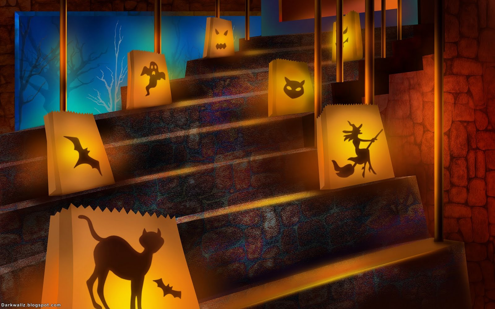 Halloween Wallpapers 04 | Dark Wallpaper Download